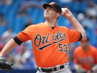 Zach Britton Traded to Yankees