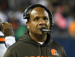 Cleveland Browns Fire Hue Jackson, Al Saunders to be interim Head Coach