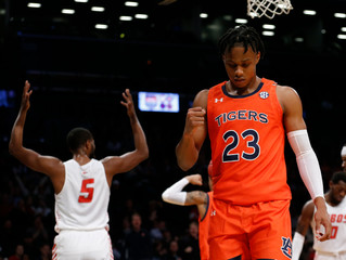 Isaac Okoro NBA Draft Profile