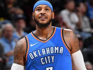 Carmelo Anthony traded to Atlanta
