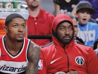 Time To Tank? Potential Landing Spots for Washington's John Wall and Bradley Beal