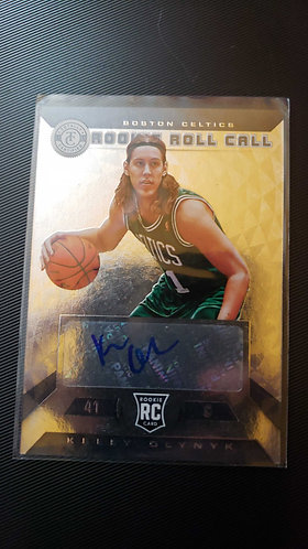 2013-14 Panini Totally Certified Kelly Olynyk Rookie Autograph