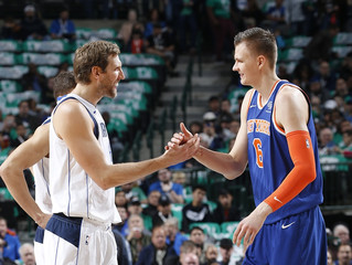 Kristaps Porzingis Traded to the Dallas Mavericks; Winners and Losers of the Surprise Blockbuster