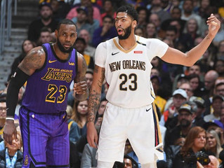 Anthony Davis Requests Trade; Possible Trade Destinations for The Brow