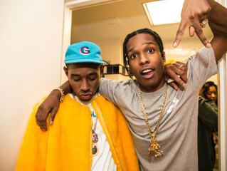 A$AP Rocky and Tyler, the Creator Announce Collab Project