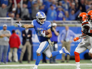 Detroit Lions Trade Golden Tate to Philadelphia Eagles