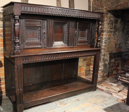 17th century livery cupboard
