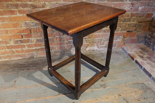 Small early 18th century table