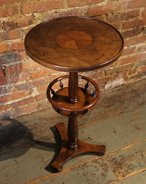 19th century sewing table