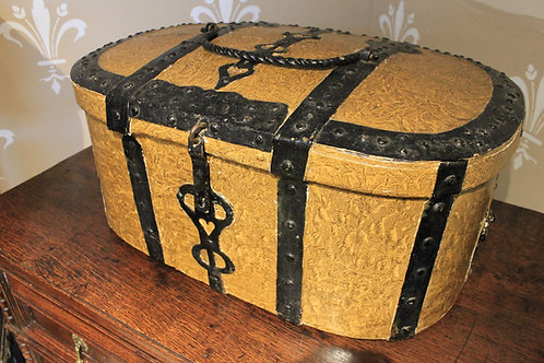 Late 17th century chest
