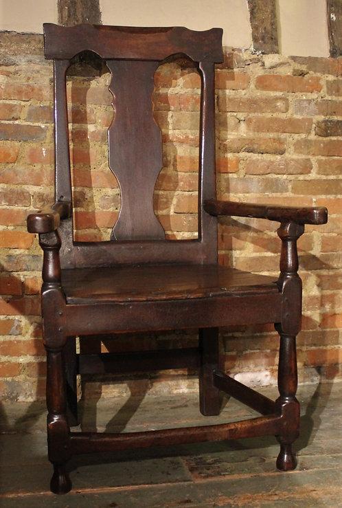 18th century armchair