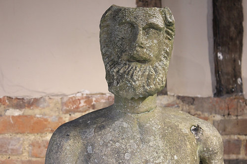 18th century or earlier statue