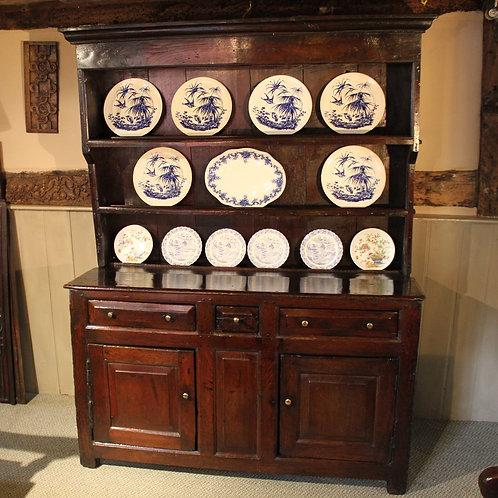 Small 18th century dresser