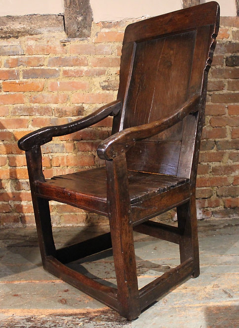 Early chair from Norris Castle