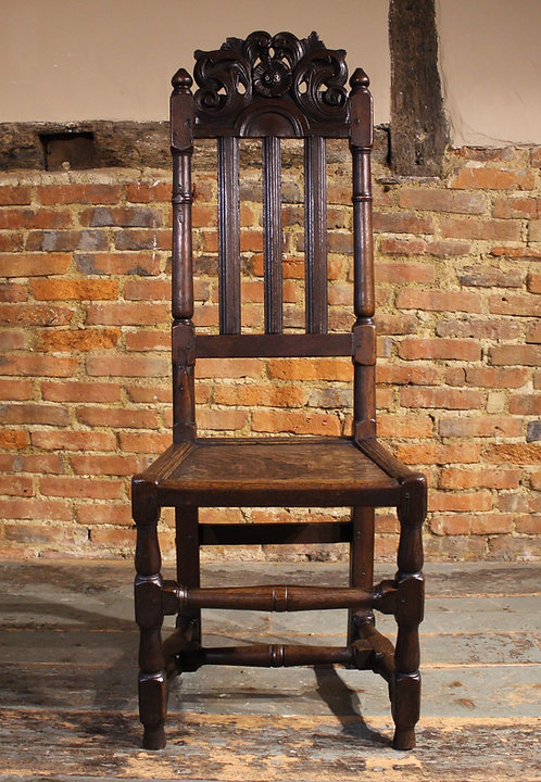 17th century side chair