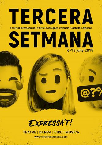 Festival TERCERA SETMANA - Los Soldados de Franela
