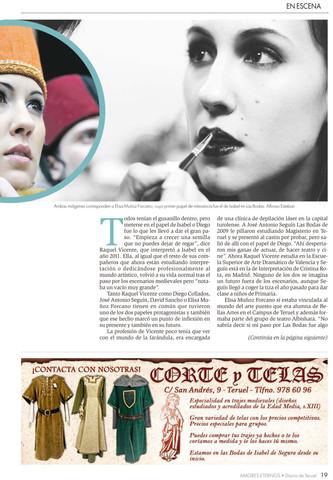 Diario de Teruel - Especial Bodas de Isabel de Segura