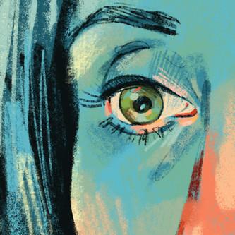 Retrato a Laura Gómez-Lacueva