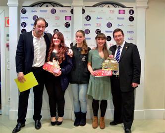 Segundo premio en el Concurso de Nuevos Talentos Madrid Cultural 2015