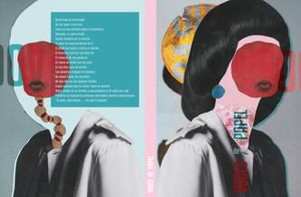 Diseño cubiertas libro - Voces de Papel