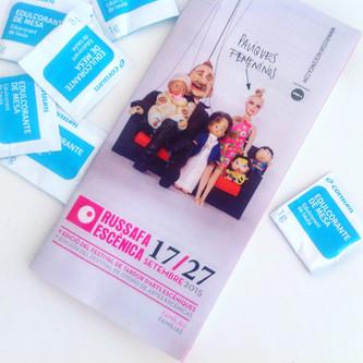 Paliques Femeninos en RUSSAFA ESCÈNICA 2015