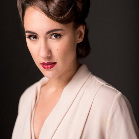 Elisa Forcano actriz época