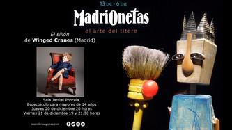 Madrionetas - Teatro Fernán Gómez