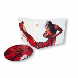 Diseño CD Tiempo de Leones