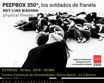 ESTRENO Peep Box 350º - Los soldados de franela