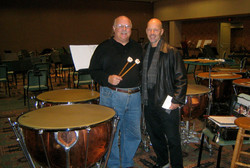 With Charles Dowd