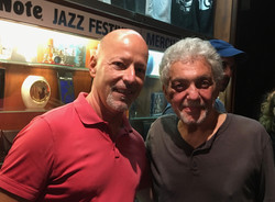 2017 with Steve Gadd