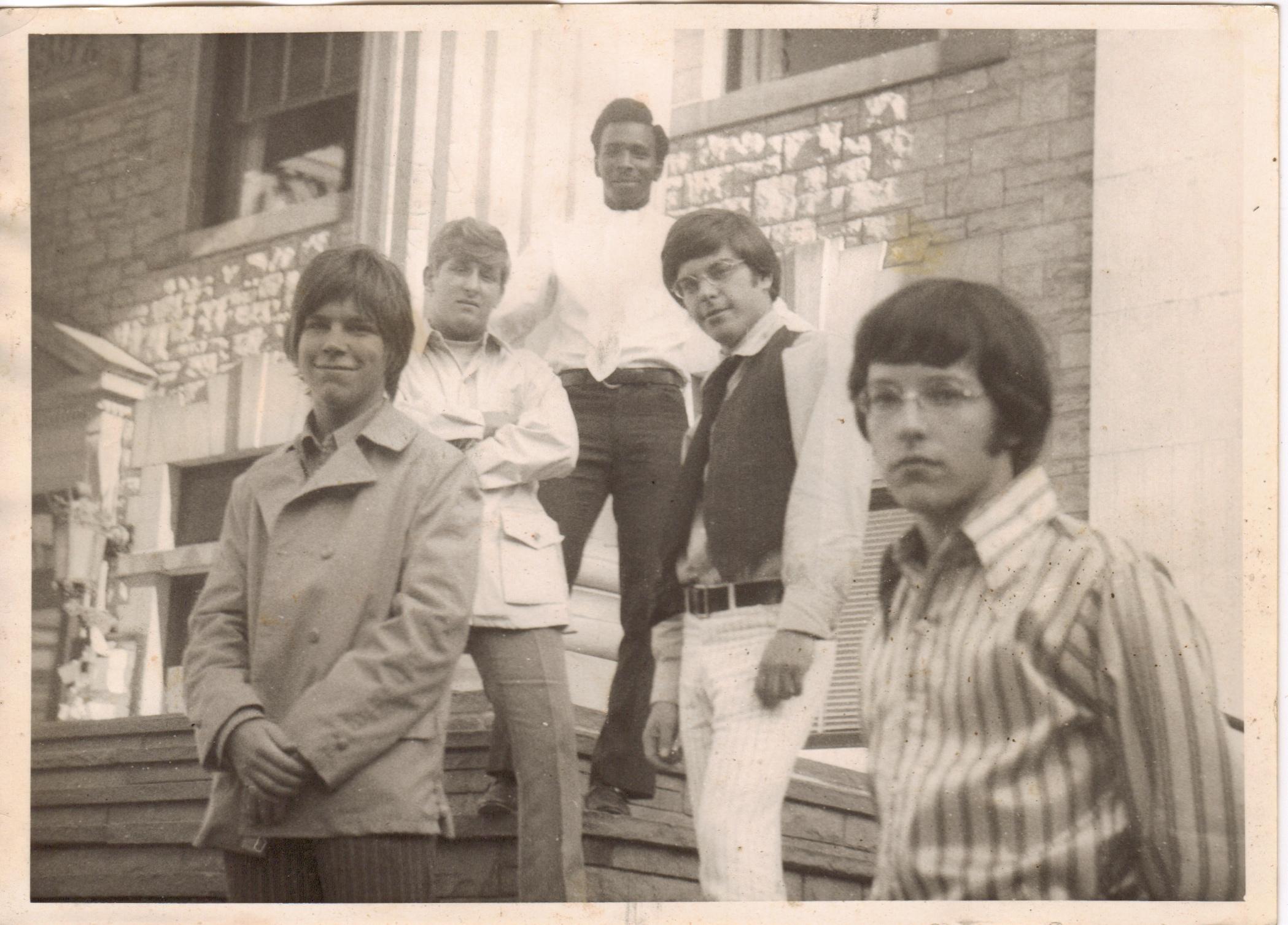 The Last Set - c.1968