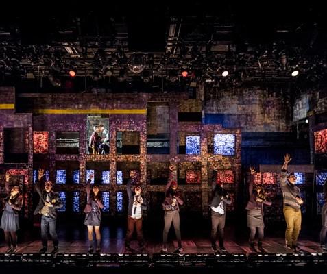 BARE- Off Broadway