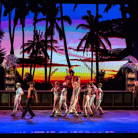 Guys and Dolls- The Muny