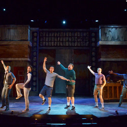 The Full Monty- Engman Theater