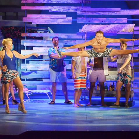 Mamma Mia- Engeman Theater