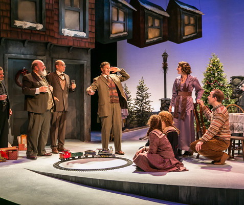 A Child's Christmas In Wales- New Jersey Shakespeare