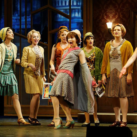 Thoroughly Modern Millie- Prism Theatrics