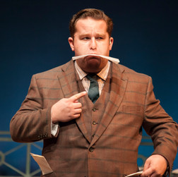 One Man Two Guvnors- FST