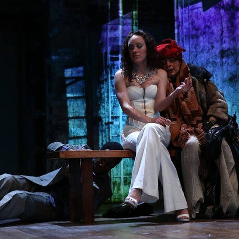 A Fable- Off Broadway