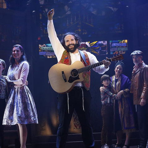 Soul Doctor- Off Broadway