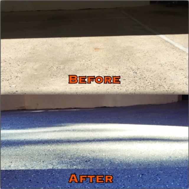 Garage Concrete