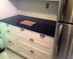 Kitchen Cabinet Intallation