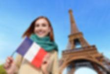 Happy Travel Woman In Paris.jpg