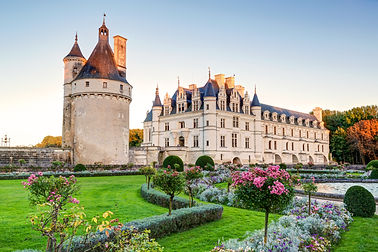 The Chateau de Chenonceau in the Loire V