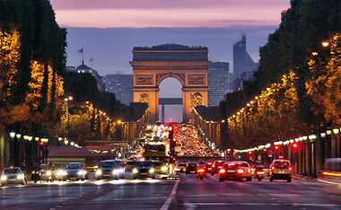 Paris, Champs-Elysees at night.jpg