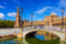 Spanish Square in Sevilla, Spain..jpg