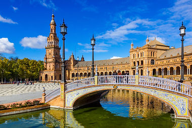 Spanish Square in Sevilla, Spain..jpg