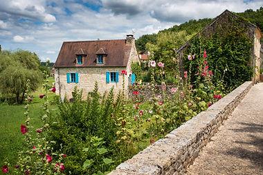 France, Dordogne, Perigord Noir, Saint A