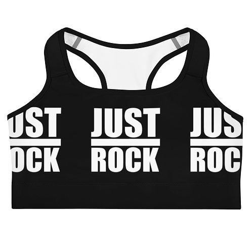 Just Rock Sports Bra
